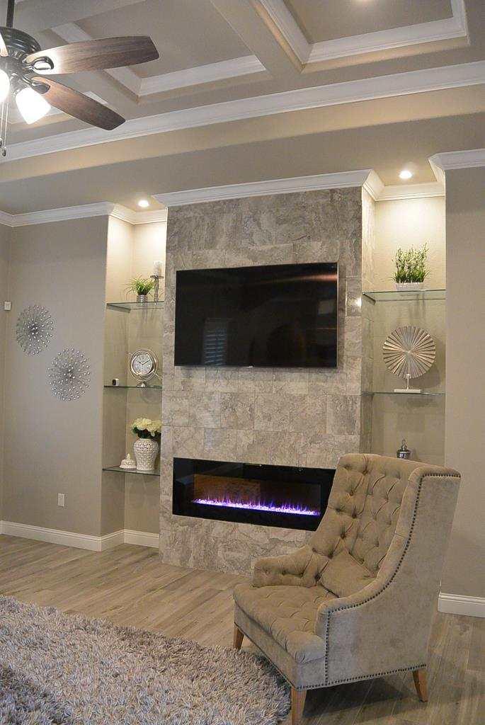 Ambient Electric Fireplace